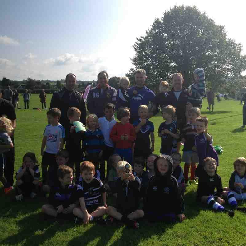2014 U6 Clifton Rugby Team