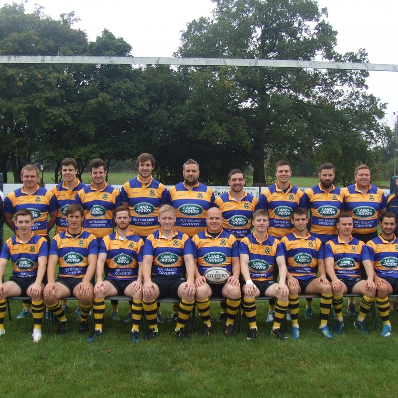 1st xv beat Rugby Lions 26 - 29