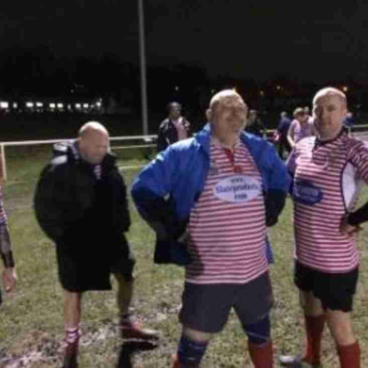 Sedgley Park Strollers win Cup