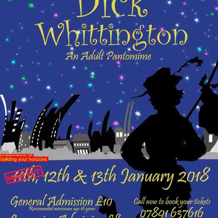 Adult Pantomime, Dick Whittington