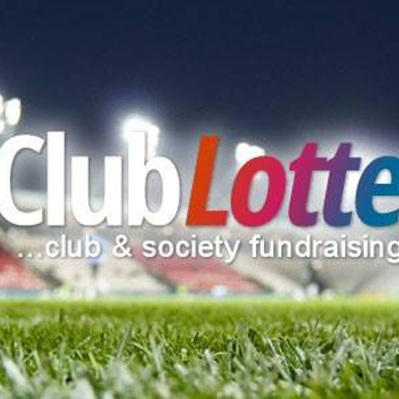 Do you currently play our Club Lottery, for £1 you could be in with a chance of winning £1250.00