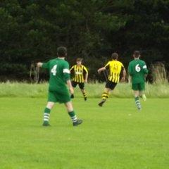 Pre-season friendly v St Teresa's on 26th August 2017