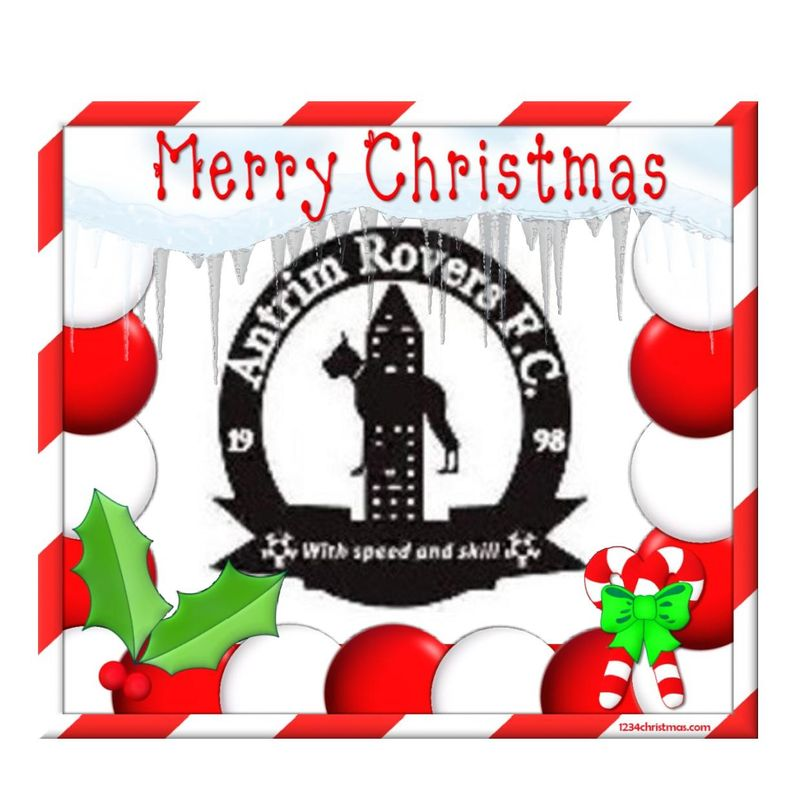 We wish you a Merry Christmas and A Great New Year