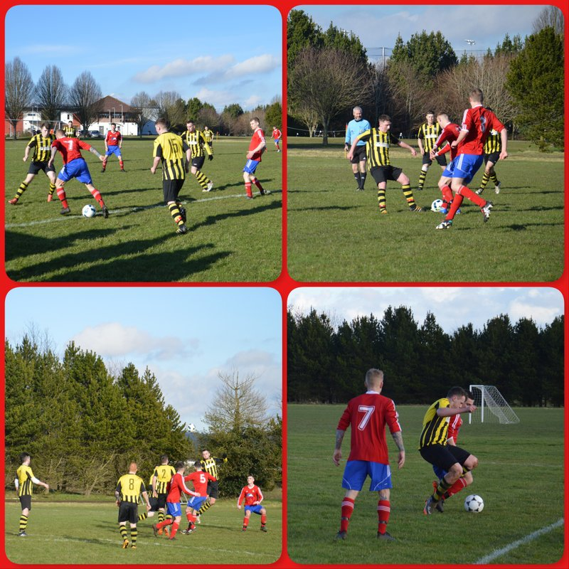 Match Report for the Senior Teams from 17th February 2018