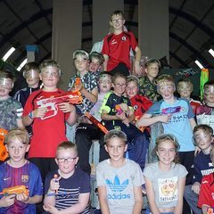 Under 12's -  Fun and Prize Day