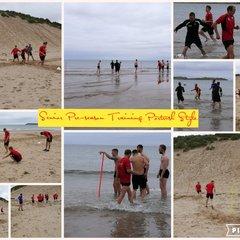 Pre-season Training in Portrush