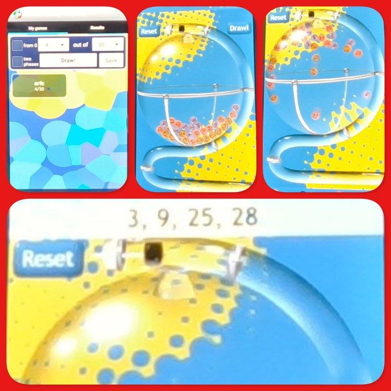 Club Lottery - 11/08/18