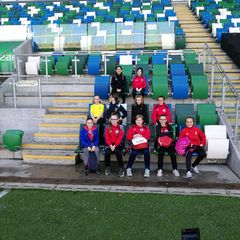 U13 Girl @ National Stadium
