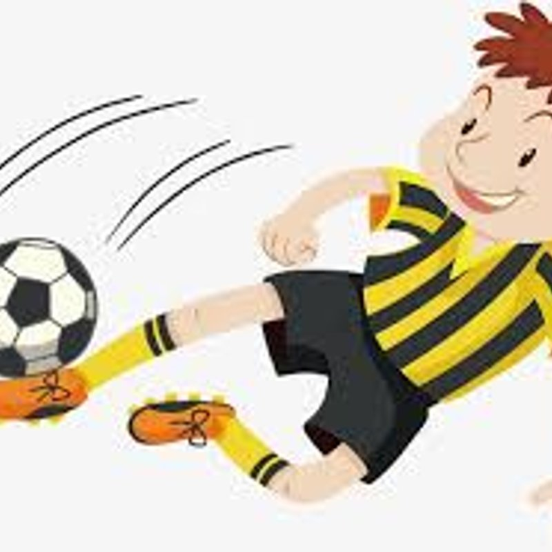 Under 11's Football Training Sessions back on this Thursday