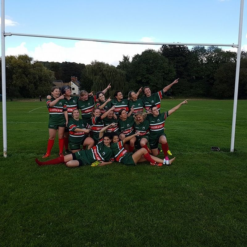 Ladies 1st XV lose to Hackney Ladies 55 - 12