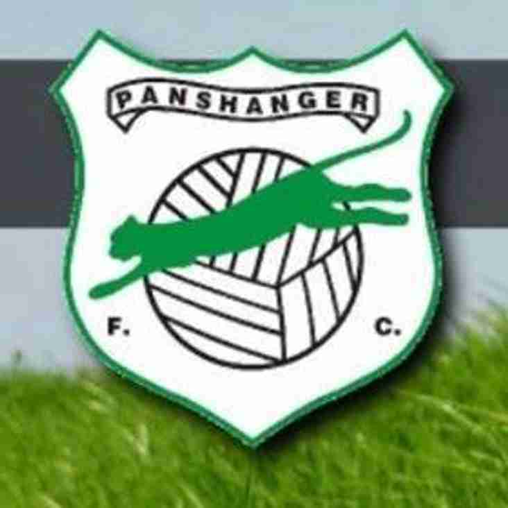2018 Panshanger FC Annual General Meeting
