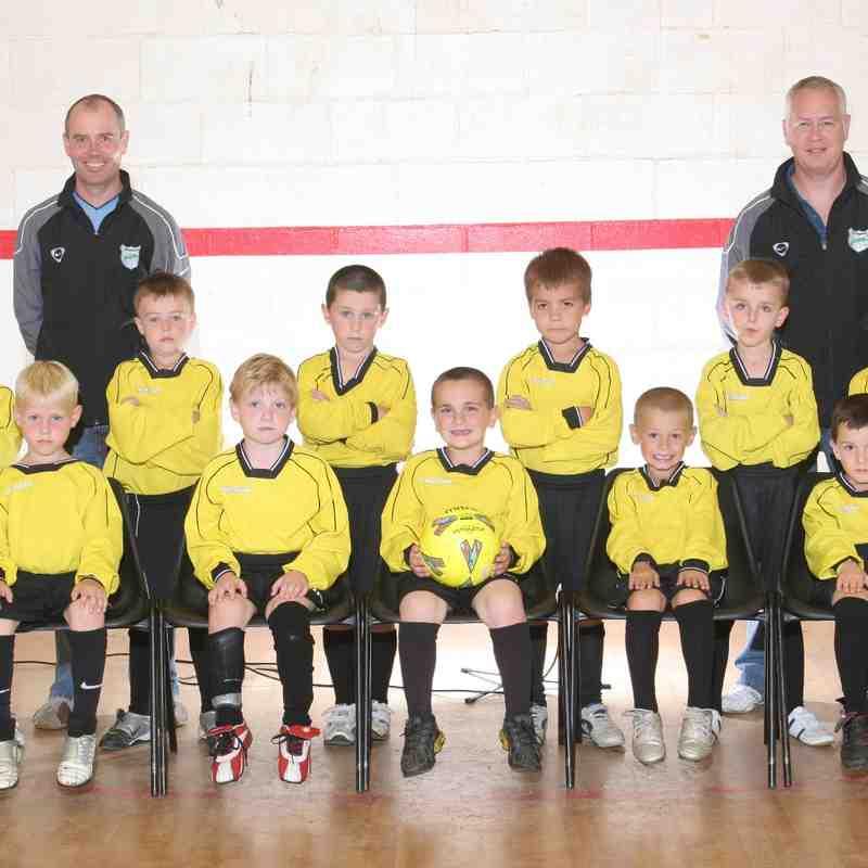 Old Team Photos - 2006-2007