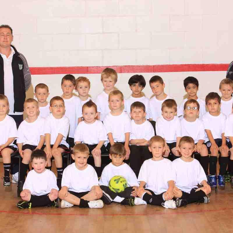 Old Team Photos - 2008-2009