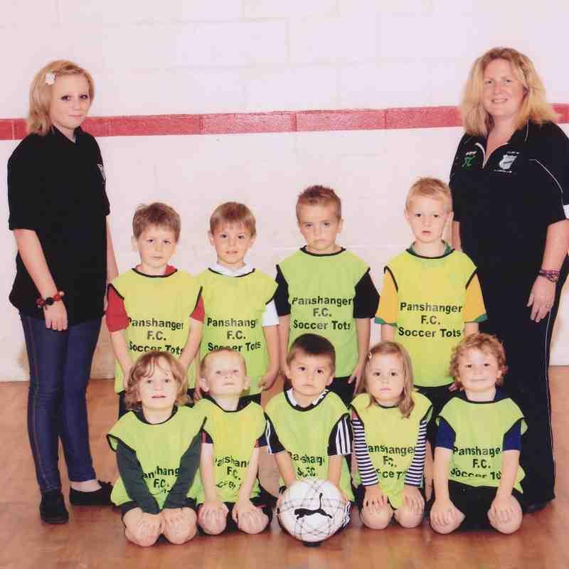 Old Team Photos - 2010-2011