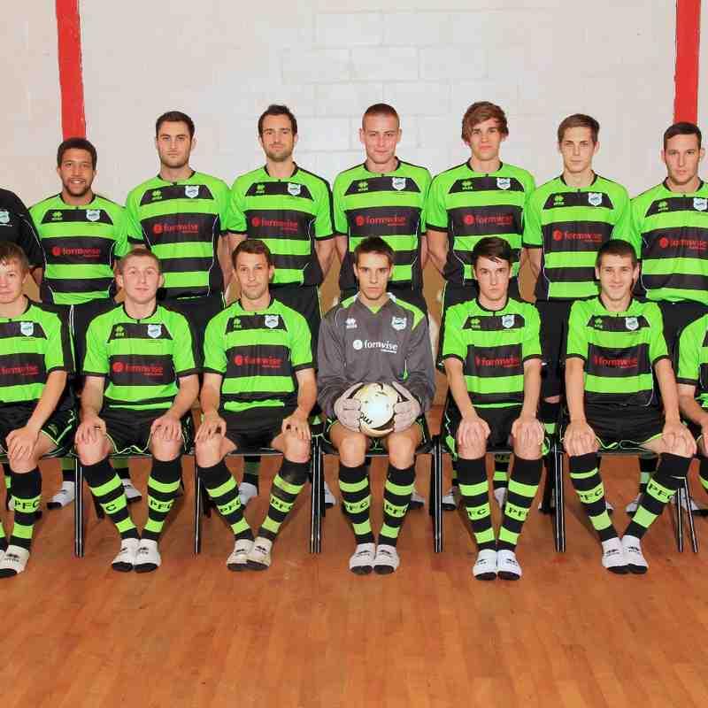 Old Team Photos - 2011-2012