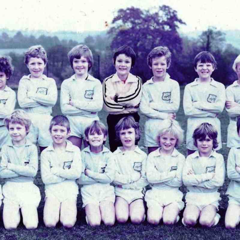 Old Team Photos - 1980 -1981