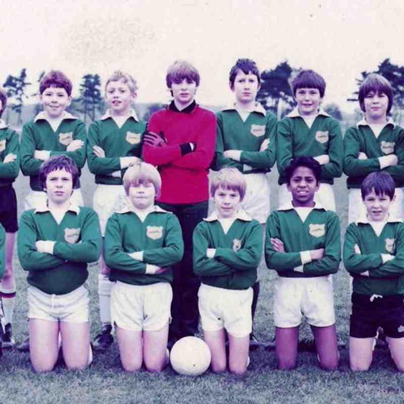 Old Team Photos - 1981 -1982