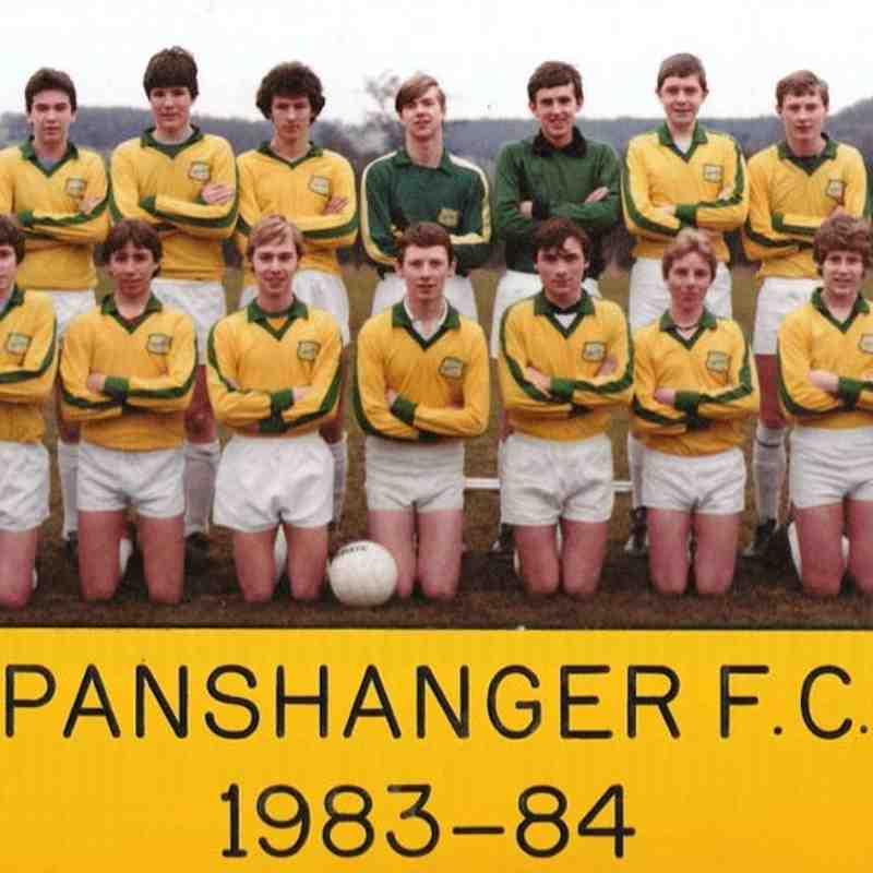Old Team Photos - 1983 -1984