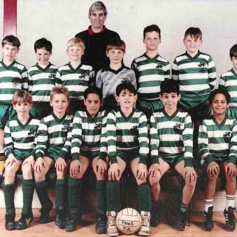 Old Team Photos - 1991 -1992