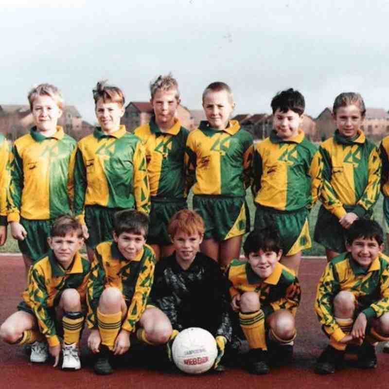 Old Team Photos - 1993 -1994