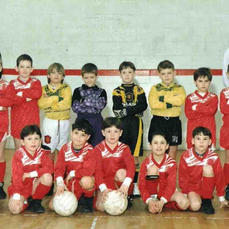 Old Team Photos - 1995 -1996