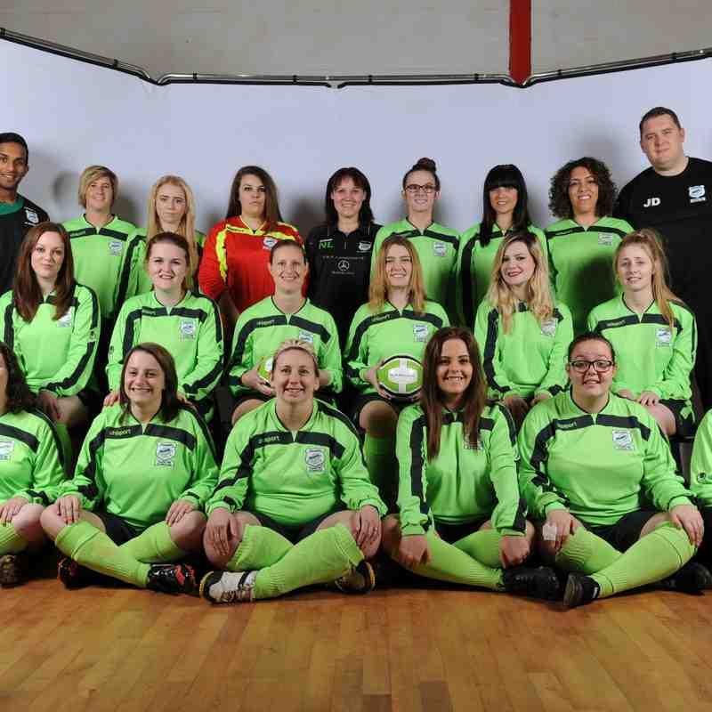 Old Team Photos - 2014-2015