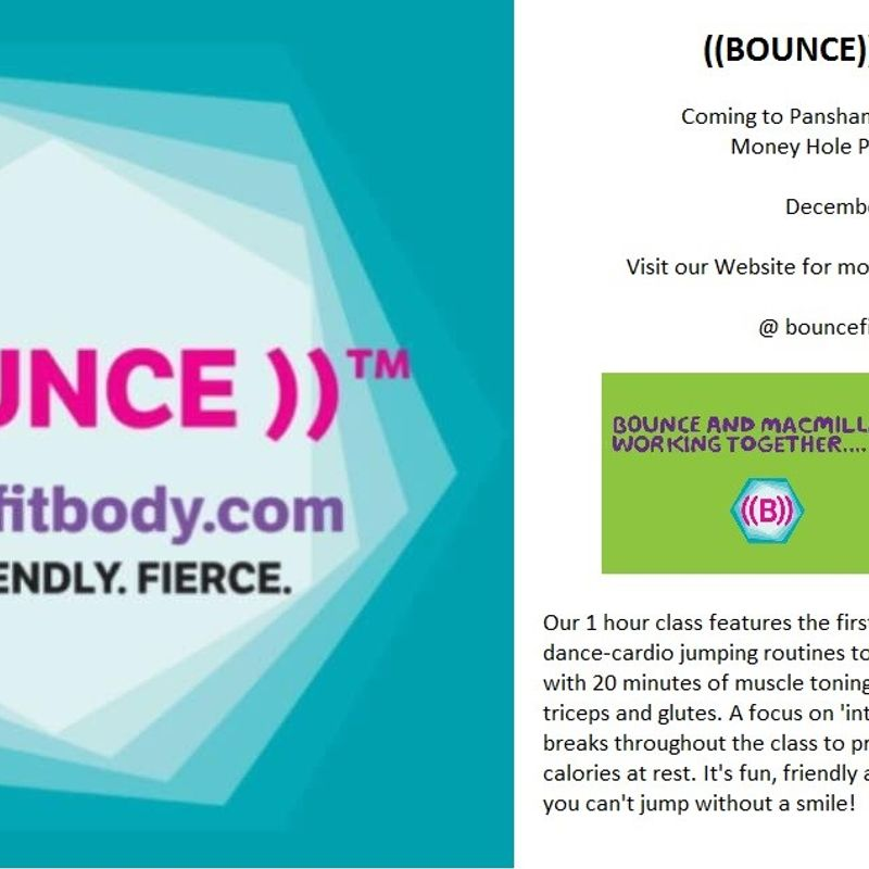Bounce are coming to Panshanger FC