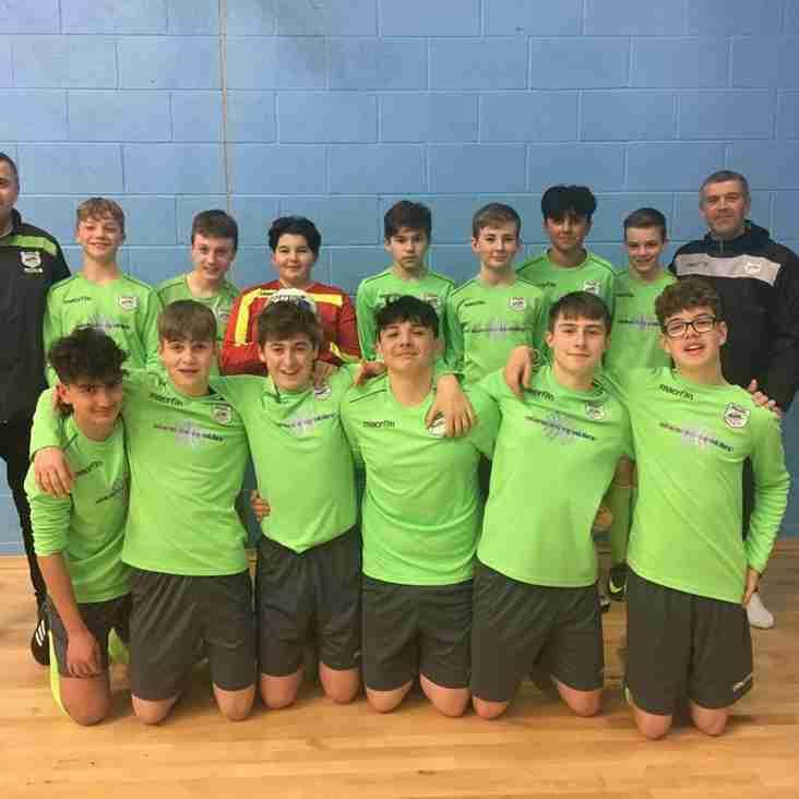 U14 Lions Win Division 3!!!