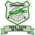 New Logo for Panshanger FC - 50 YEARS!