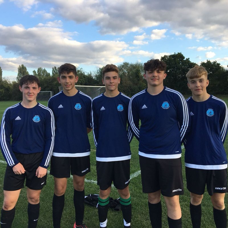 Panshanger FC Players selected for Mid Herts Schools District Team