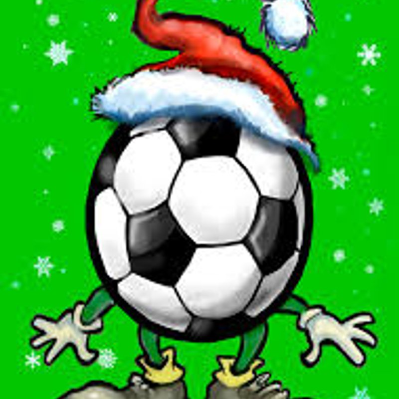 Xmas Message from Panshanger FC