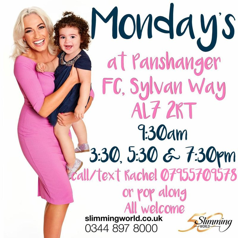 Slimming World at Panshanger FC