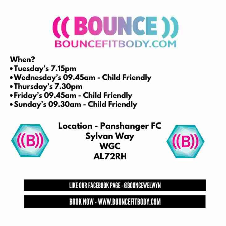 ((Bounce)) at Panshanger FC