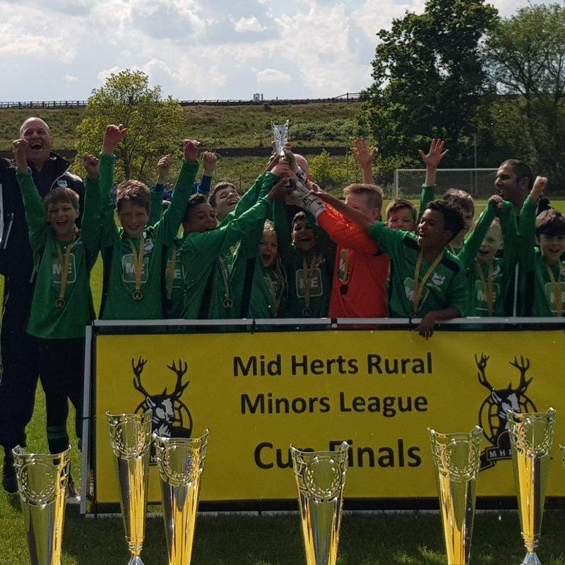 Divisional Cup Results - Saturday 11th May