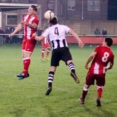 Pontardawe 04/11/16 Welsh Cup