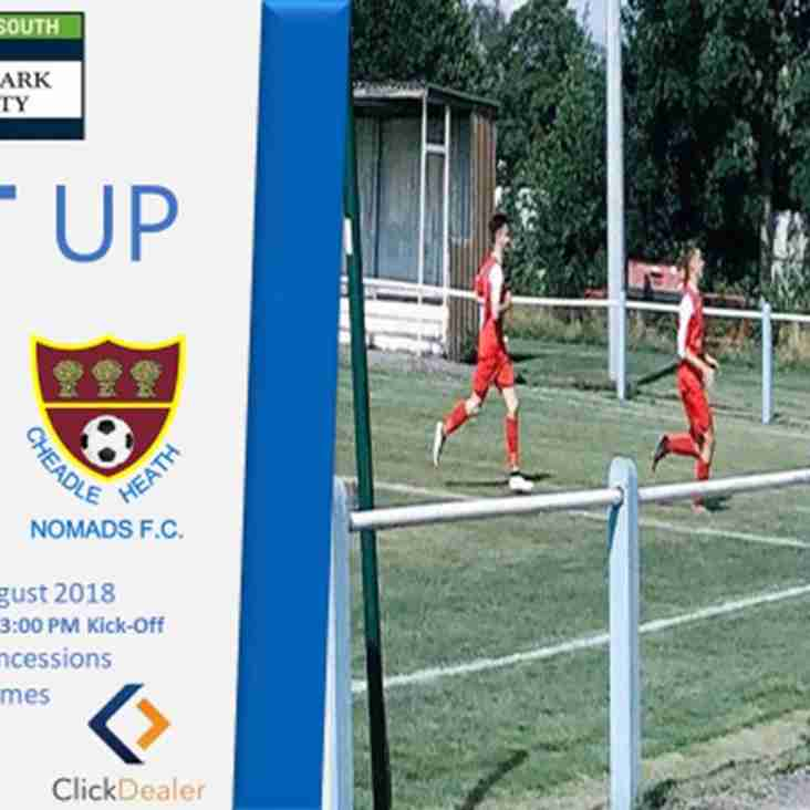Eccleshall FC v Cheadle Heath Nomads Preview