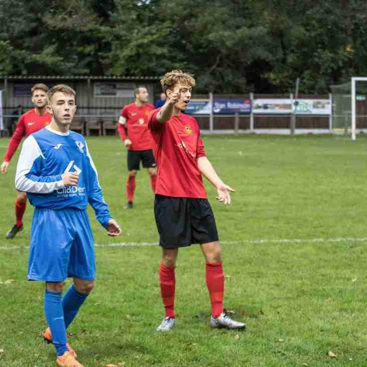 Eccleshall FC 1 West Didsbury and Chorlton 2