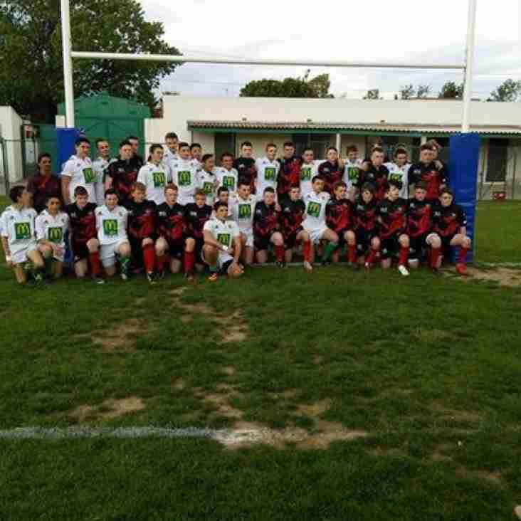 Mold U16s Tour Perpignan