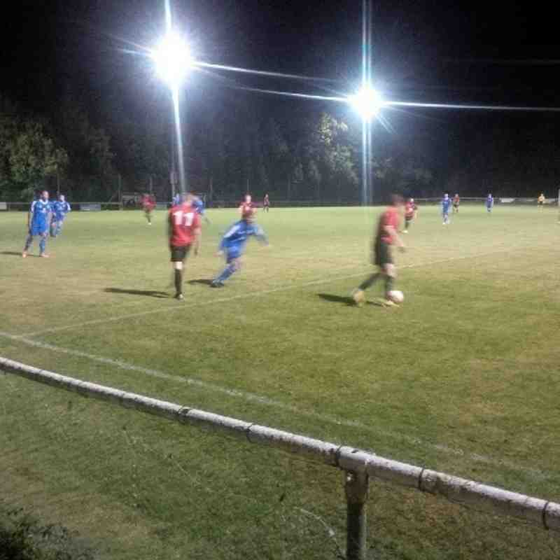 AFC Uckfield Town 1st vs Broadbridge Heath Peter Bentley Challenge Cup