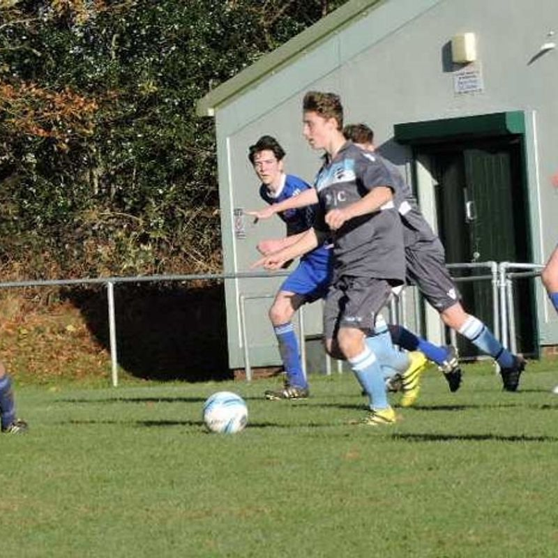 Uckfield U18's Impressive Away Form Continues