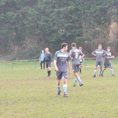 AFC Uckfield Town U18's vs Ringmer U18's