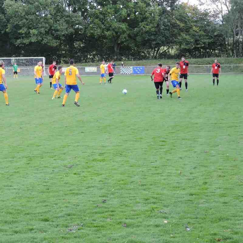 AFC Uckfield Town 1st's vs Lancing Sept 16th 2017