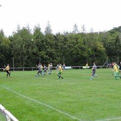 AFC Uckfield Town U18's vs Hailsham Town 17th Sept 17