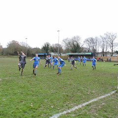 AFC Uckfield Town U18's vs Jarvis Brook Dec 17
