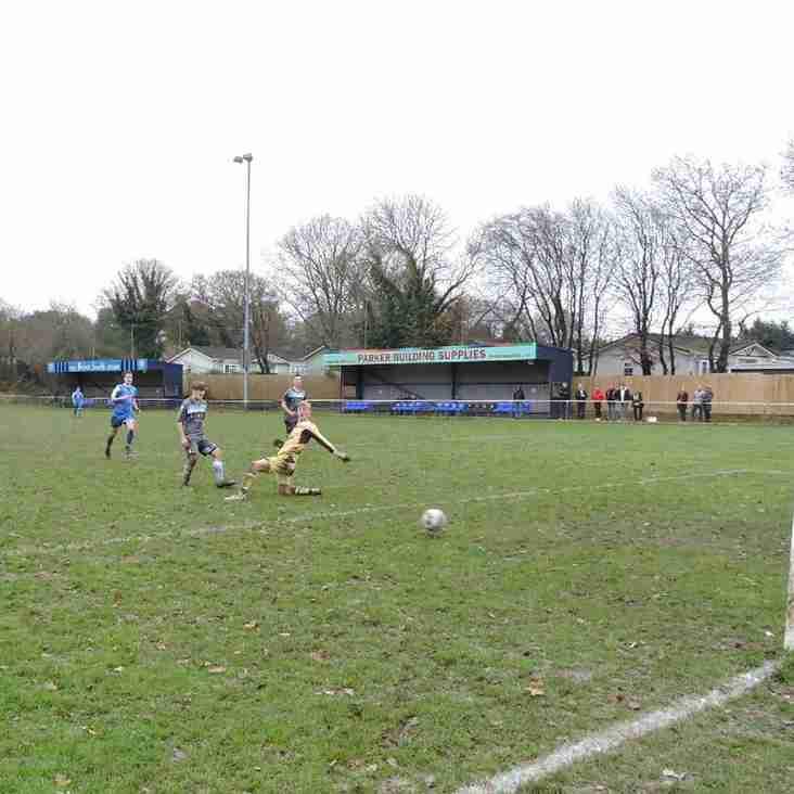 AFC Uckfield Town U18's vs Jarvis Brook