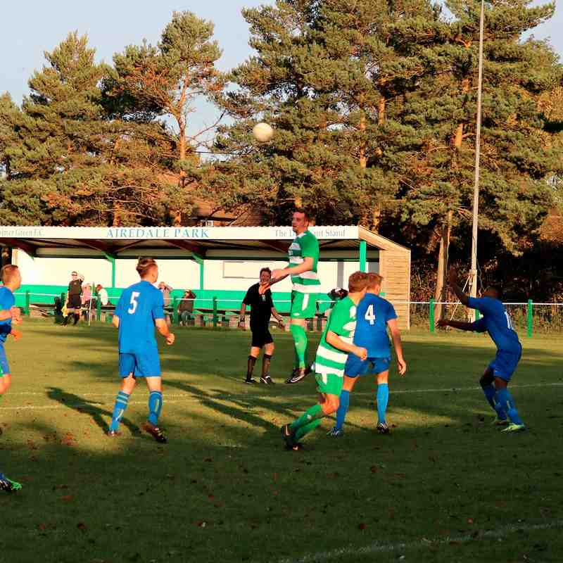 HGFC v Colney Heath 31.10.2015