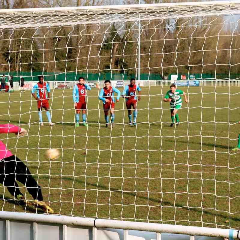 HGFC v Welwyn Garden City 12 March 2016