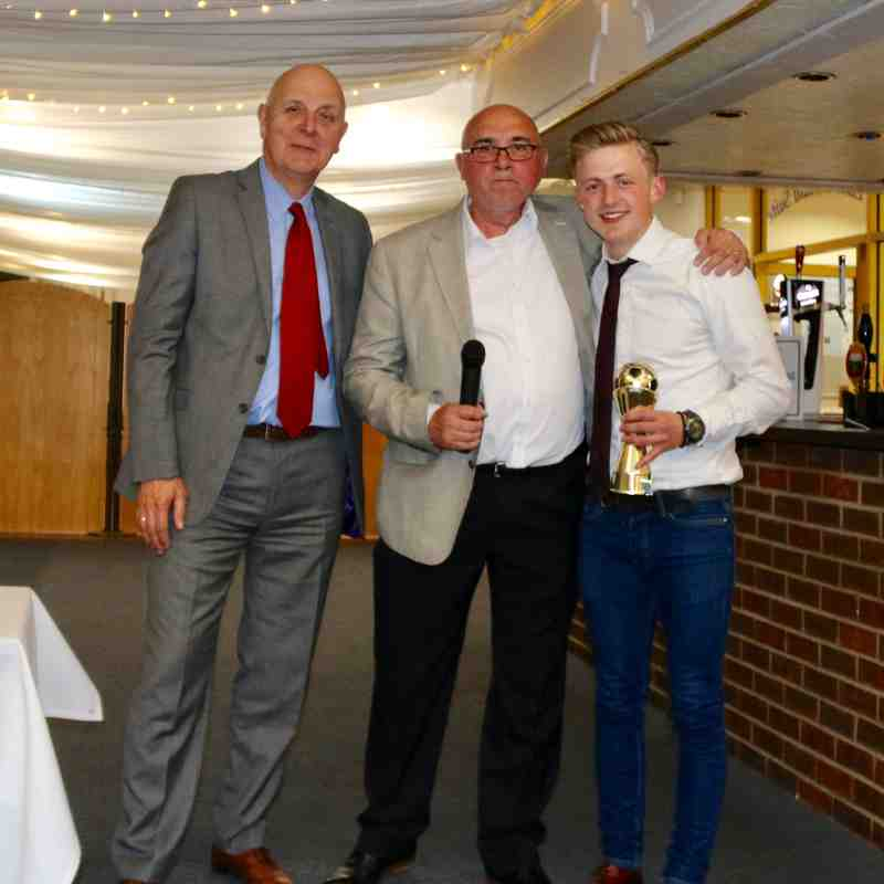 HGFC Presentation Night 13 May 2017