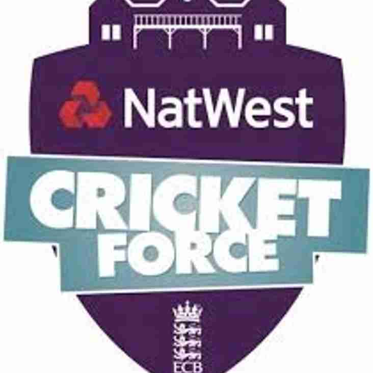Nat West Working Parties 7th & 14th April