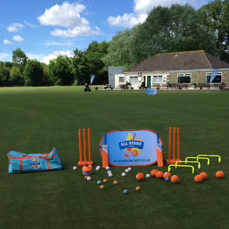2nd Week of All Stars Cricket at Briz!